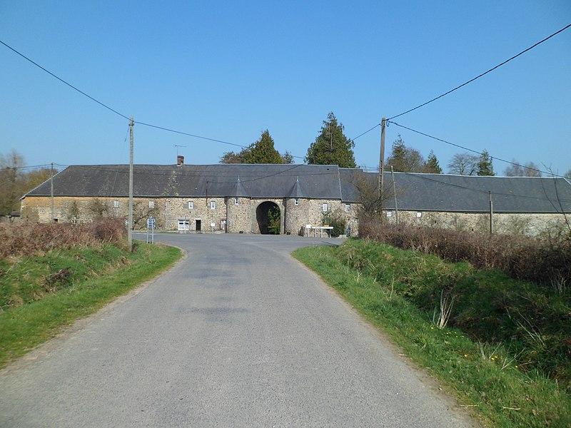 Château de la Cour de fr:la Haye-Bellefond
