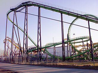 Cobra (La Ronde) - Image: La Ronde Manèges