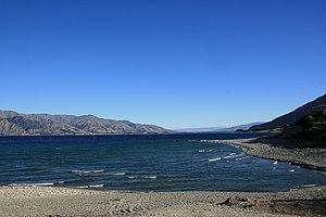 Lago Hawea-Nueva Zelanda 1