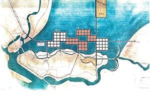 Banana Island - Lagoon City - Architectural Plans