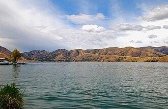 Jauja Province - Laguna de Paca in the Jauja Province
