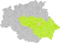 Lahitte (Gers) dans son Arrondissement.png