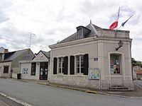 Lailly-en-Val (Loiret) Mairie IA45000074.JPG