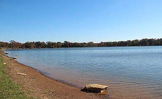 Lake Conasauga (Floyd County, Georgia) - Lake Conasauga