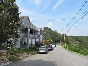 Craigville Historic District - Lake Elizabeth Drive
