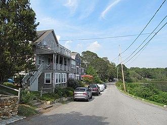 Craigville, Massachusetts - Lake Elizabeth Drive