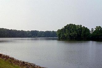 Lake Murphysboro State Park - Image: Lake murphysboro 1 (2238805196)