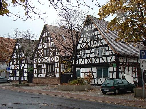Lampertheim Fachwerkbauten