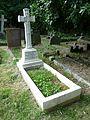 Lancelot Gerald Hasluck grave Bell's Hill, Chipping Barnet.jpg
