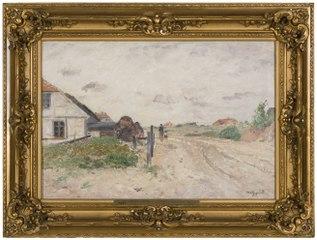 Landscape from Skagen