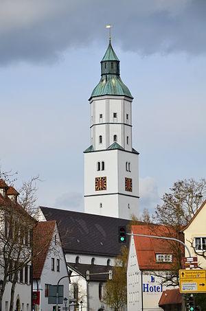 Langenau - Langenau St. Martin