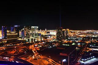 Las Vegas Largest city in Nevada