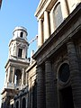 Lateral da Igreja de Saint Sulpice - panoramio - José Claudio Marcott….jpg