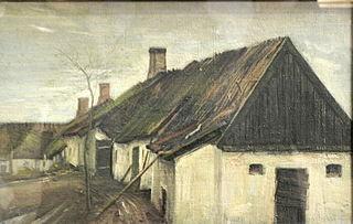 Huse i Hersted