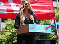 Laverne Cox at L.A.'s Families Belong Together March.jpg