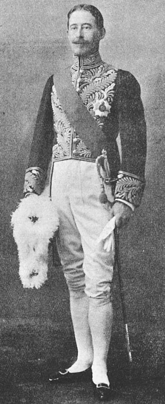 Lawrence Dundas, 2nd Marquess of Zetland - Lord Ronalshay as Governor of Bengal (1917-22).