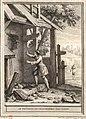 Le Bas-Baquoy-Oudry-La Fontaine-Le trésor et les deux hommes.jpg