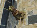Le Faou Gargouille de l'église.JPG