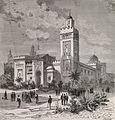 Le pavillon de l'Algérie, dans le parc du Trocadéro; M. Wable, architecte.jpg