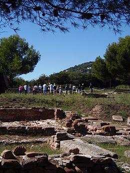 Le site archéologique d'Olbia.JPG