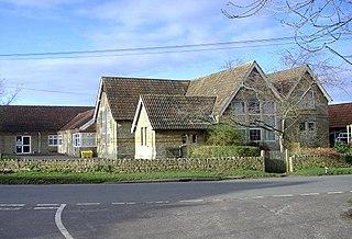 Lea, Wiltshire Human settlement in England