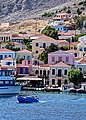 Leaving the beautiful port of Chalki.jpg