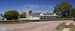 Yanco–Griffith railway line