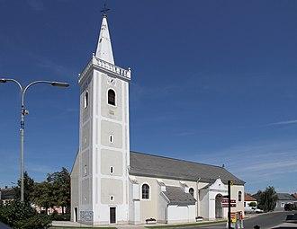 Leithaprodersdorf - Saint Mary Magdalene Church