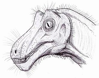 Therapsid - Lemurosaurus