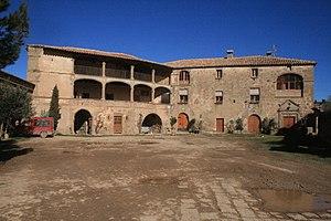 Resultado de imagen de capella de les cots sant joan de montdarn