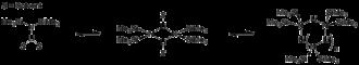 Lithium bis(trimethylsilyl)amide - Image: Li HMDS aggregation