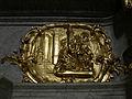 Lichtentaler Pfarrkirche - Nepomuk-Altar - linkes Relief.jpg