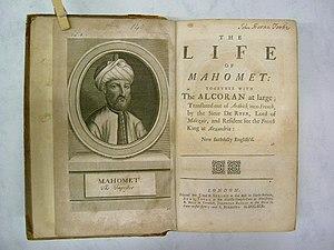 L'Alcoran de Mahomet - Image: Lifeofmahomet