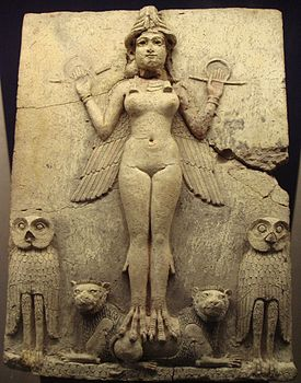 sumeryjska Lilith