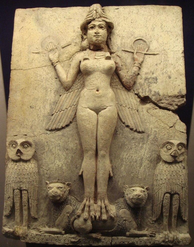 Lilith Periodo de Isin Larsa y Babilonia