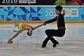 Lillehammer 2016 - Figure Skating Pairs Short Program - Yumeng Gao and Sowen Li 2.jpg