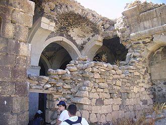 Adır Island - Image: Lim Monastery 4