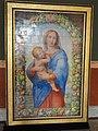 Limoges porcelain museum adrien dubouche balze virgin child 1868 (42047088535).jpg