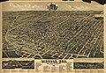 Lincoln, Neb., State capitol of Nebraska, county seat of Lancaster Co. 1889. LOC 75694676.jpg