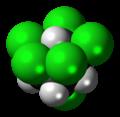 Lindane (chair) molecule spacefill.png
