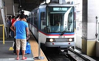 Manila Metro line