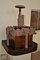 Lion Seat - ACCN 76-167 - Government Museum - Mathura 2013-02-24 5894.JPG