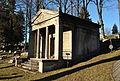 Liptovský Hrádok - cintorín - hrobka K. Vitáliša - 2015.JPG