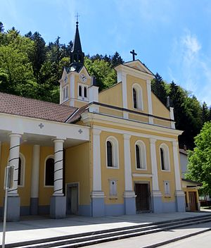 Litija - St. Nicholas's Church
