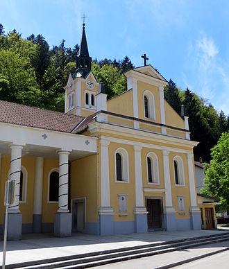 Litija - St. Nicholas's Church