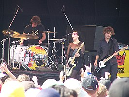 Big Day Out, Perth, 2007