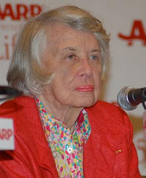 Liz Smith (journalist) - Smith in September 2011