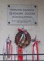 Local museum, Zoltán Szathmáry plaque (1991), 2019 Isaszeg.jpg