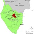 Localització d'Almoradí respecte el Baix Segura.png