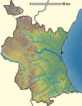 Mapa Rios Comunidad Valenciana.Rambla Del Poyo Wikipedia La Enciclopedia Libre
